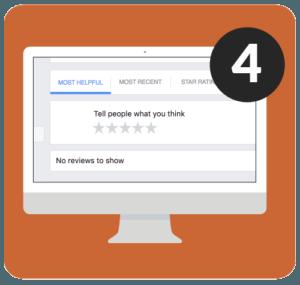 Write Facebook review.