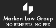 marken law group logo stacked